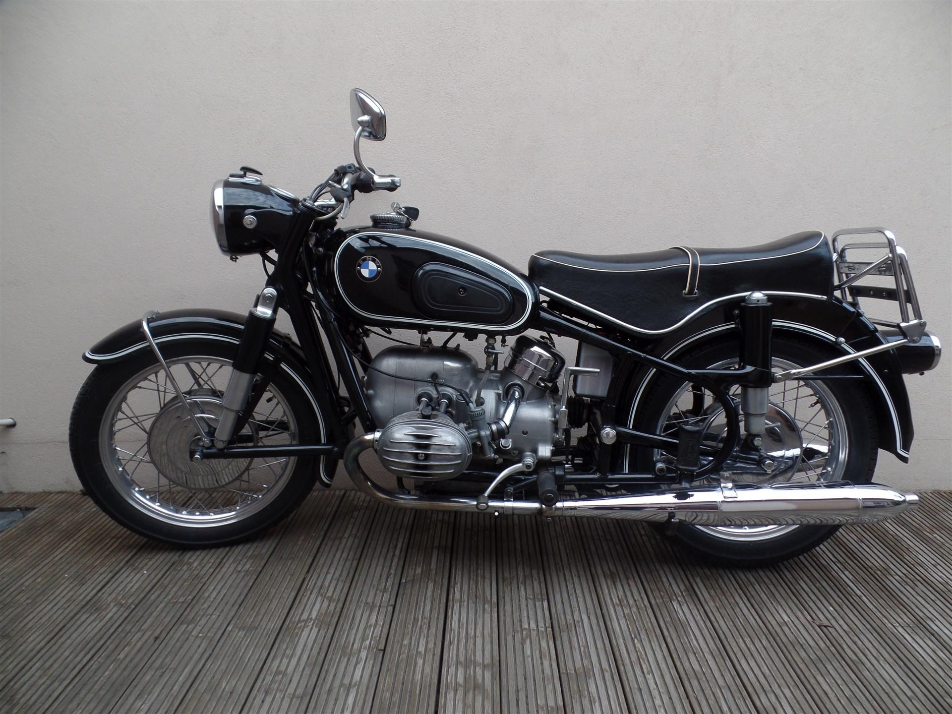 BMW R 50 1959