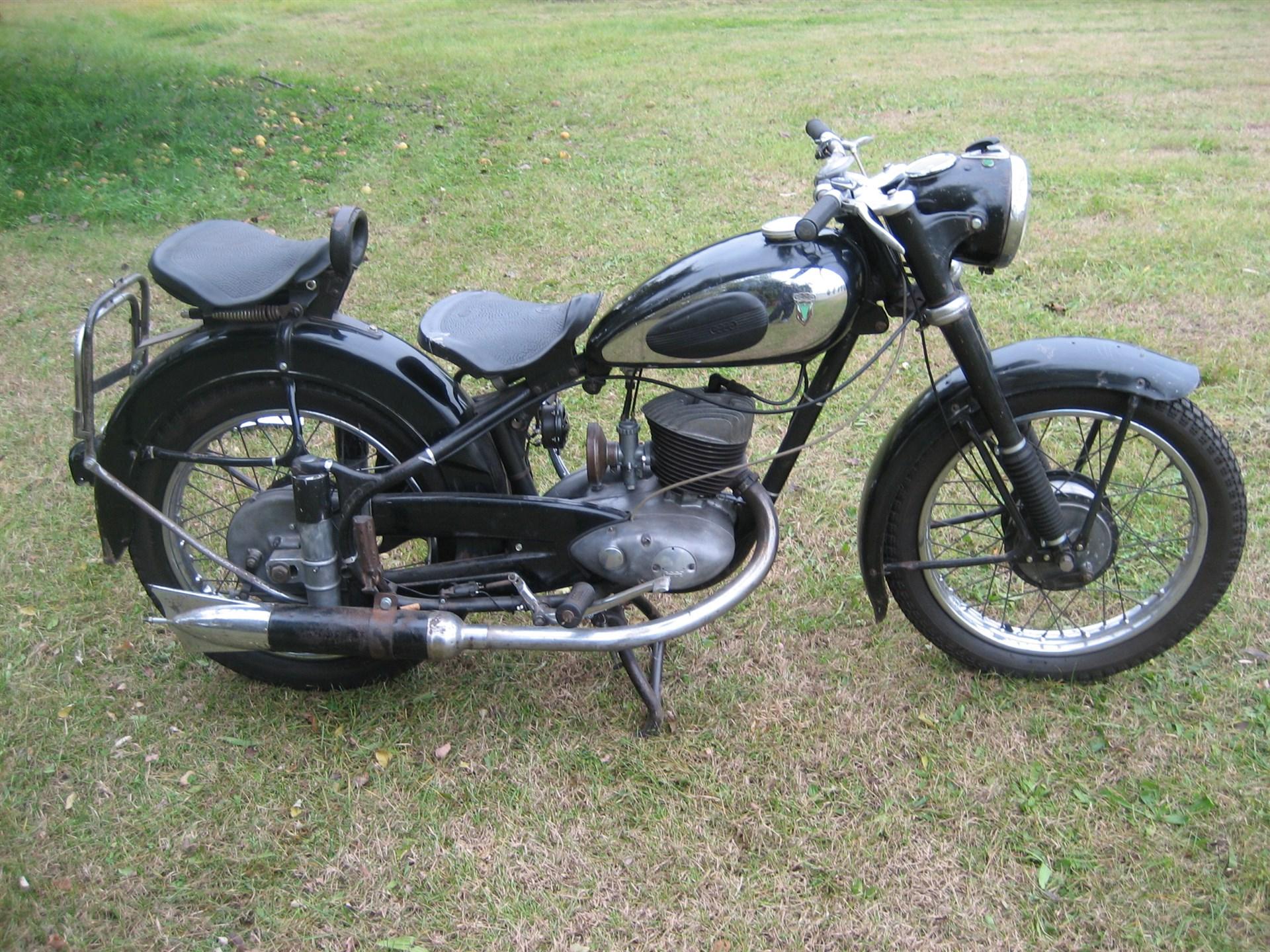 DKW RT 250 H 1953