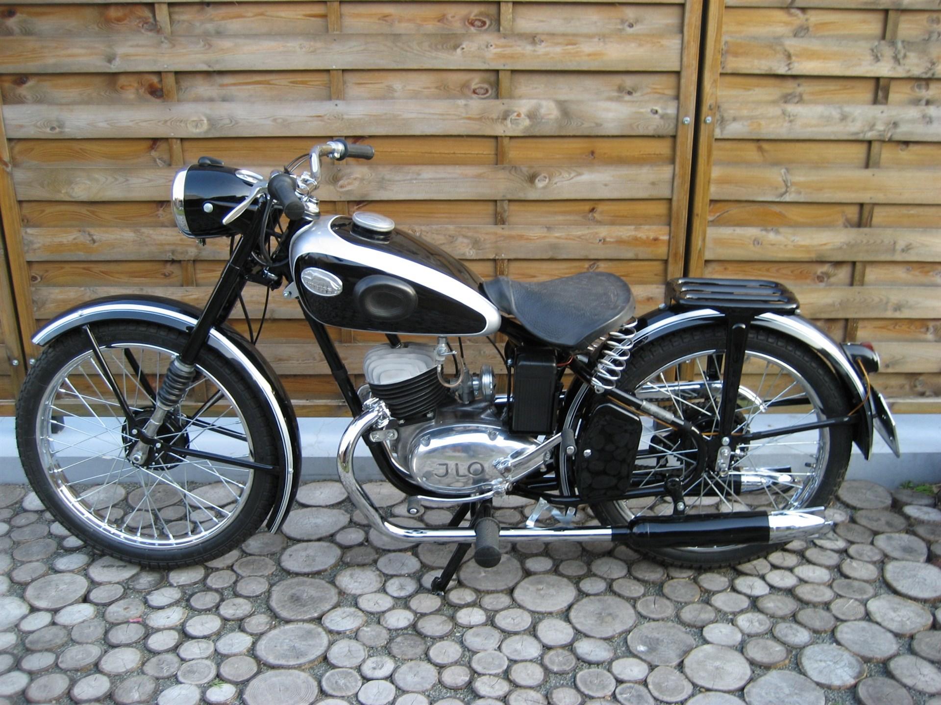 Express JLO 125 1955