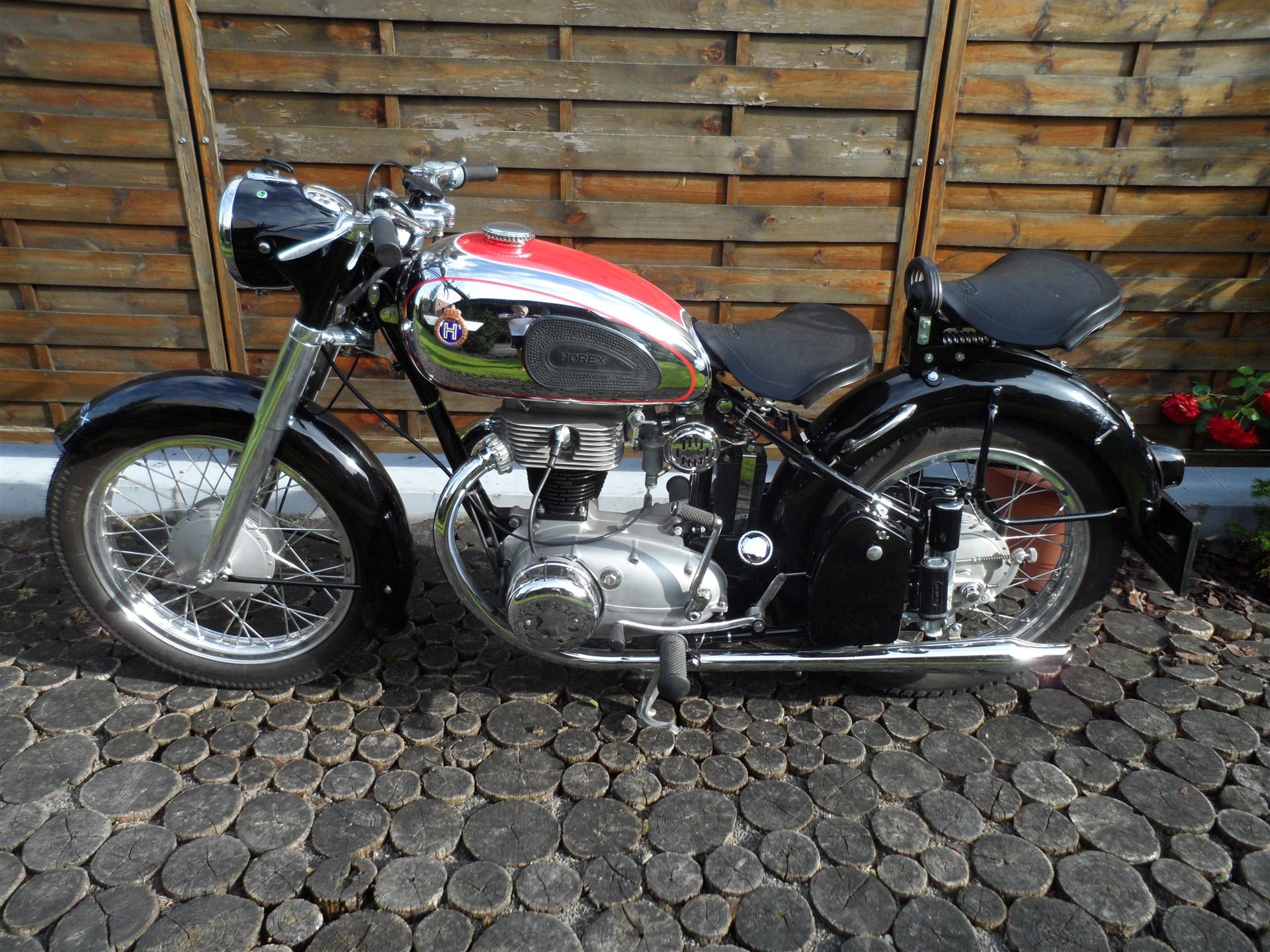 Horex 400 Regina 1951