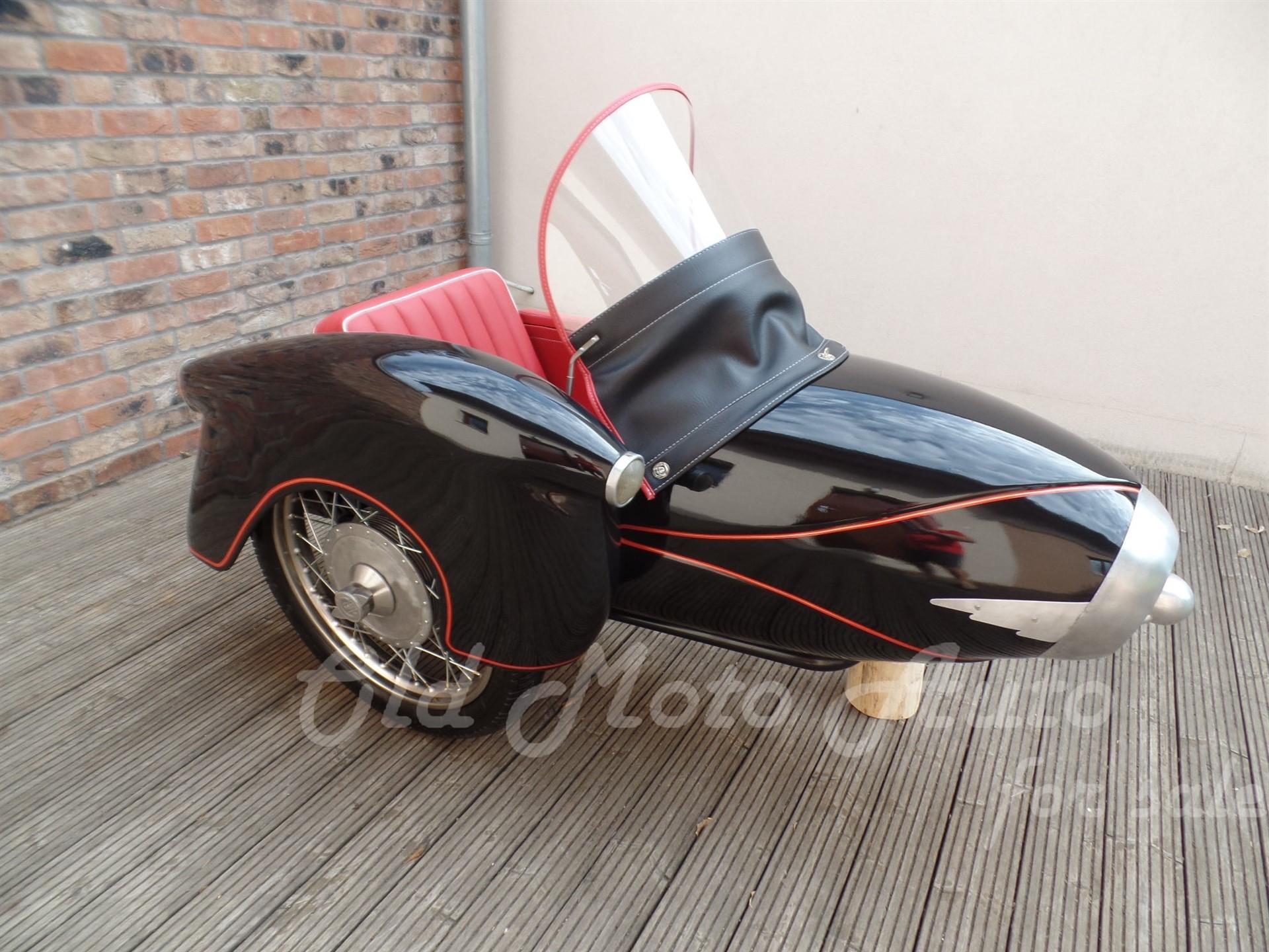 Duna Sidecar