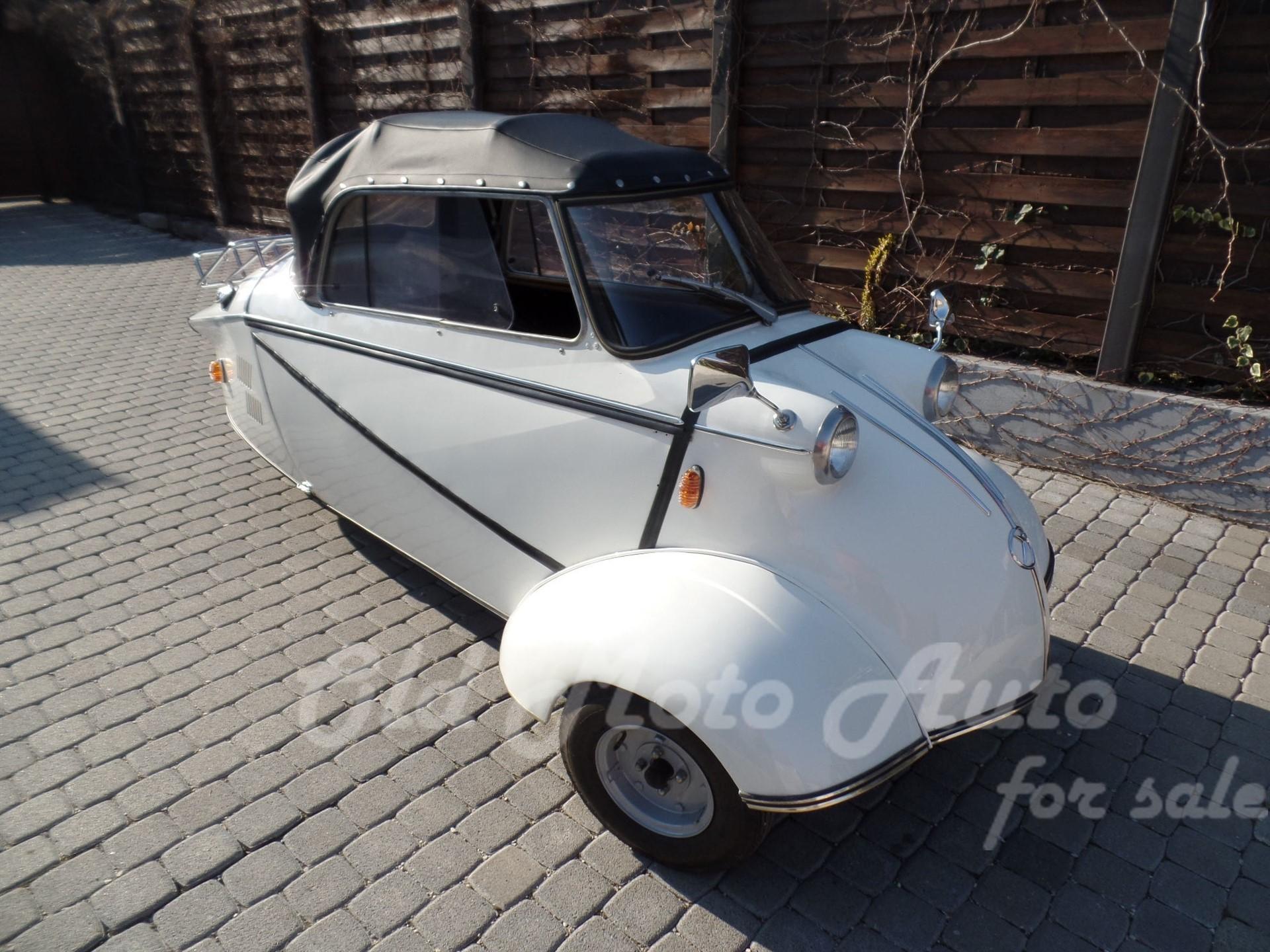 Messerschmitt KR 200 Cabrio