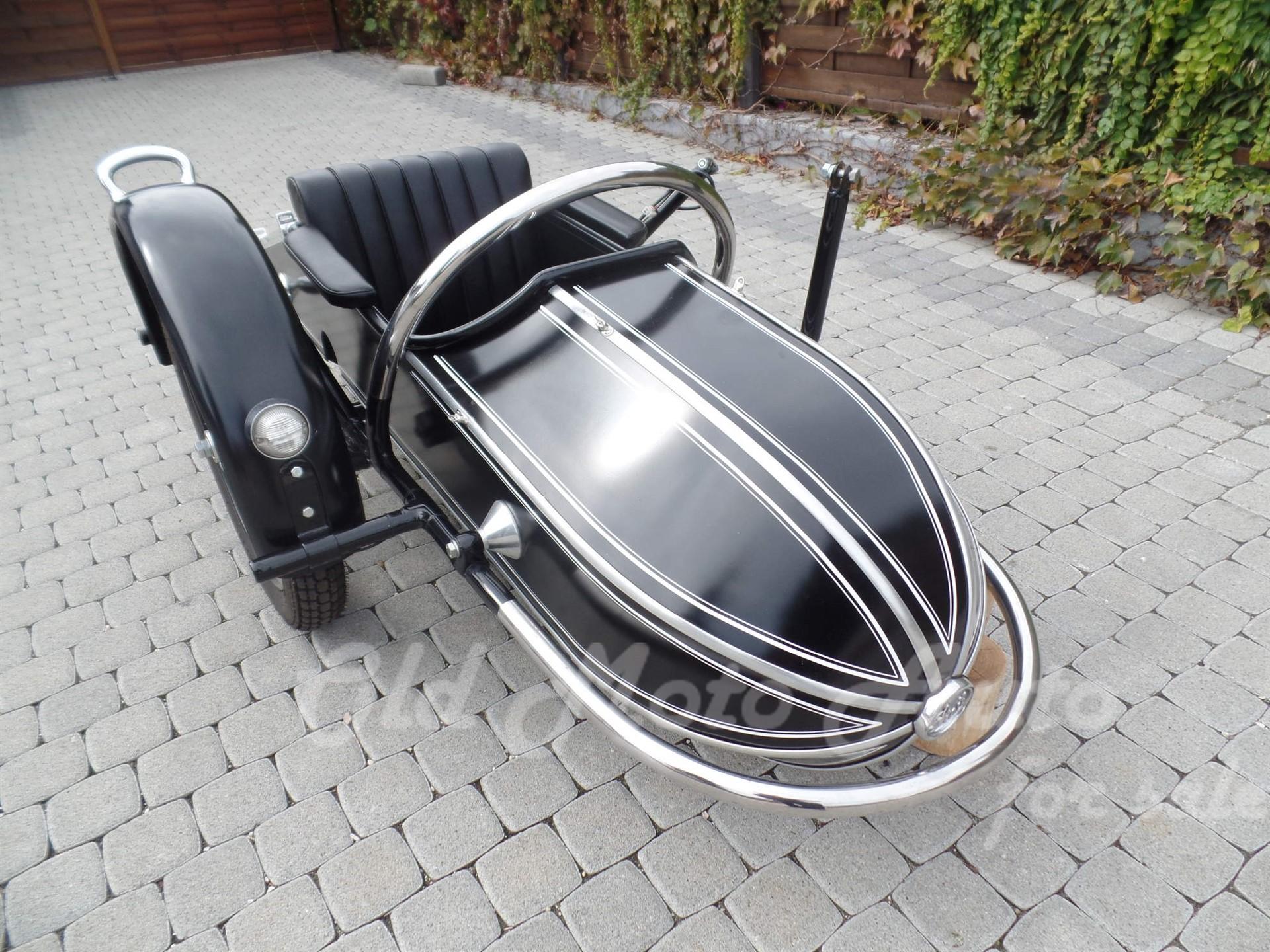 Steib N 28 Sidecar