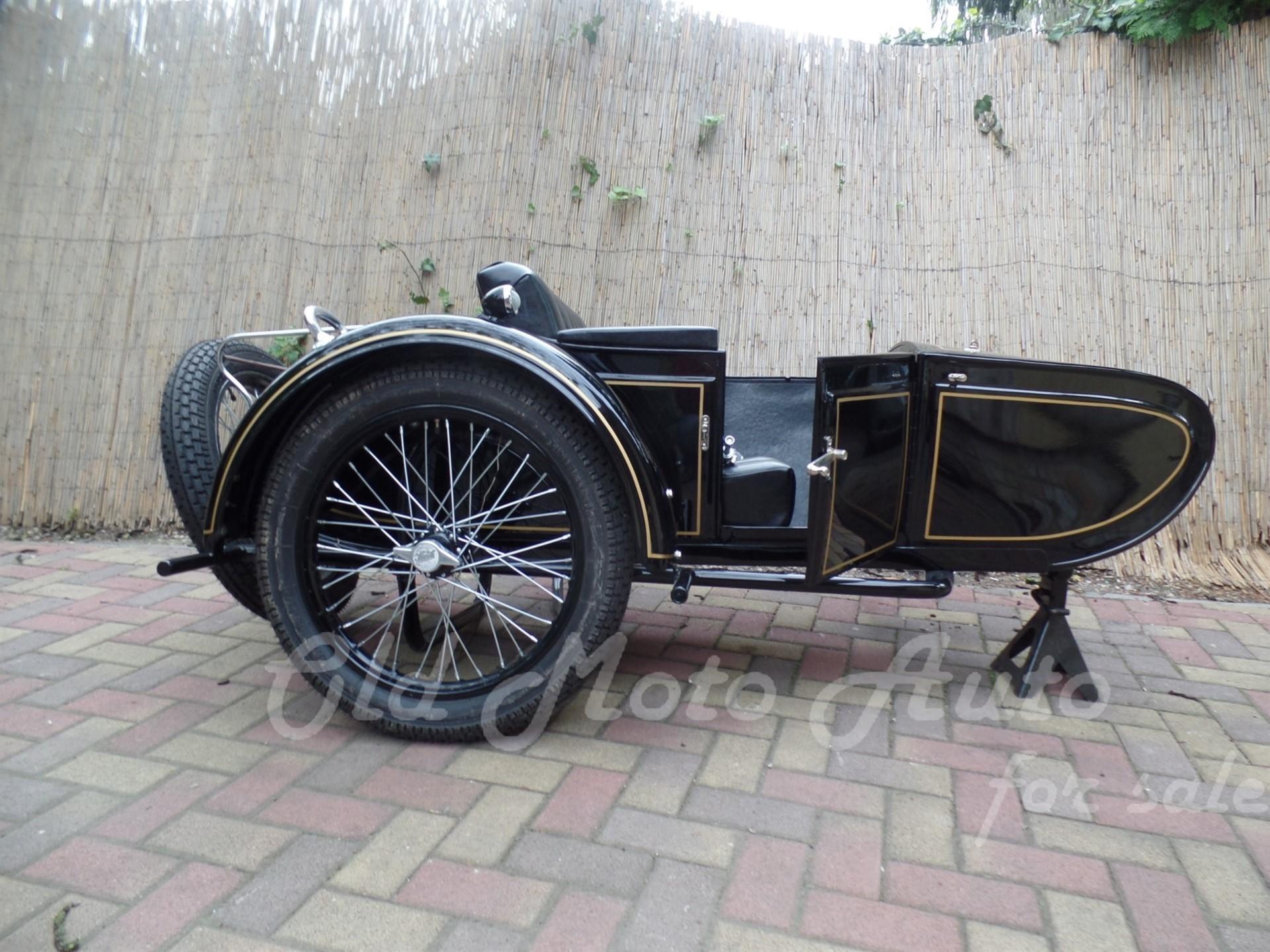 Steib NR 14 Sidecar