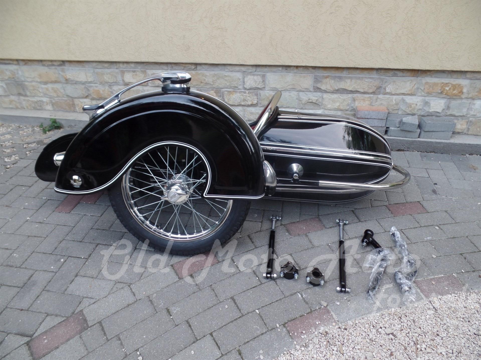Steib S 500 Sidecar