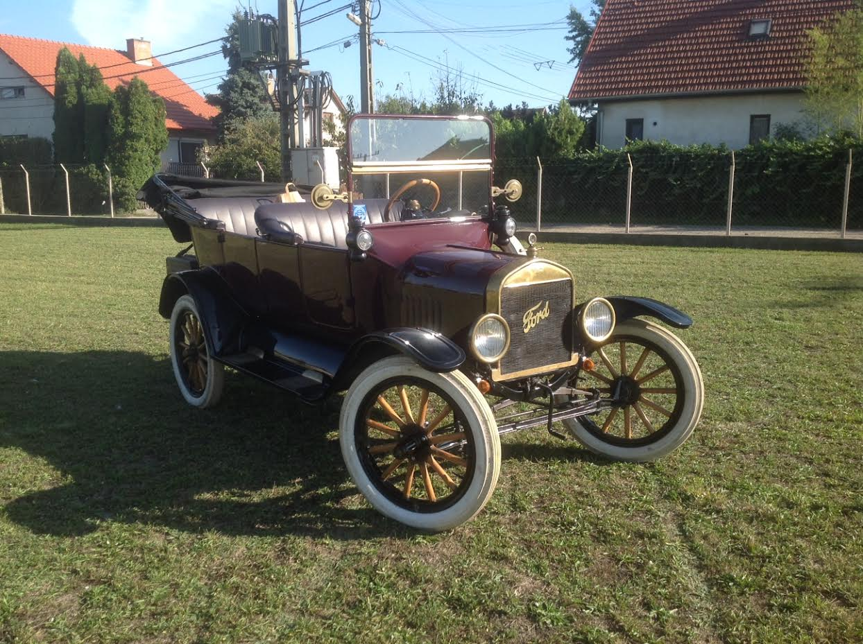 T Ford Touring Cabrio
